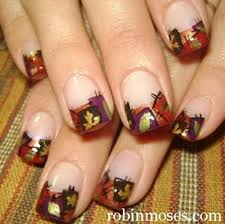how to do autumn leaves nail 30 exles