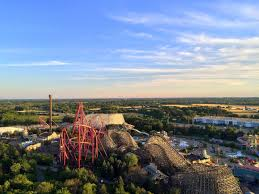 6 Flags Hours Trip Report Six Flags Great America July 2016 Coaster101