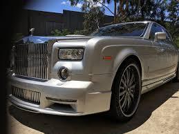 rolls royce phantom impressive limousines