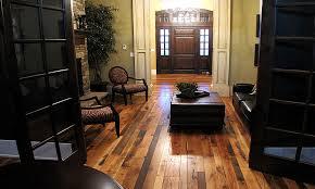 oak antique weathered entry texturewood custom hardwood flooring