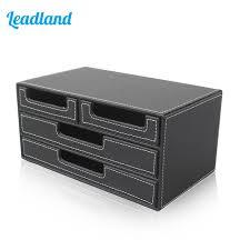 plateau pour bureau 3 couches 4 tiroirs document plateau cabinet organiseur de fichiers