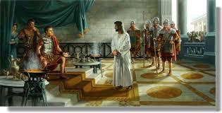 imagenes de jesus ante pilato jesus ante pilato juicio 4