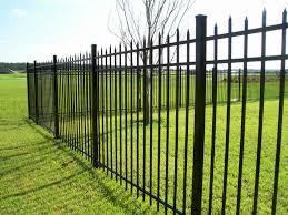 Decorative Metal Fence Panels Decorative Wrought Iron Fence Panels U2014 Bitdigest Design