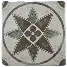 merola tile braga classic 7 3 4 in x 7 3 4 in ceramic floor and