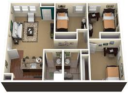 3 Bedroom Apartments Orlando Envision University Of Akron Apartments Apartment Features