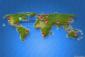 Interactive World Map 3d Maps 3d Custom Interactive Map