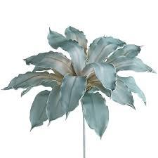 faux giant foam blue flower pier 1 imports
