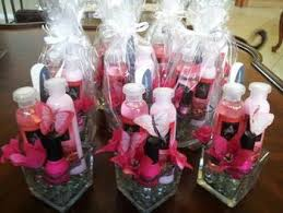 nail baby shower favors nail baby shower favors