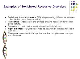Can Cataracts Lead To Blindness X Linked Inheritance Ppt Download