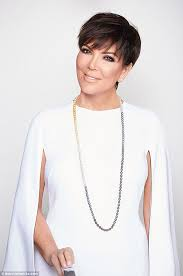 kris jenner diamond earrings kris jenner dons a pearl necklace as she launches a jewelry line