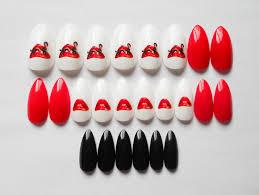 rocky horror stiletto nails fake nails false nails acrylic