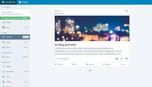 cara membuat blog yang gratis cara membuat blog di wordpress gratis teknobos