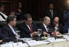 venezuela government and foes resume talks breakthrough unlikely