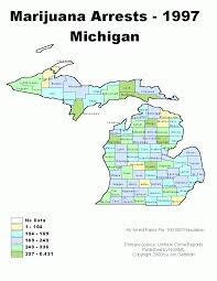 Michigan Area Code Map Michigan Laws U0026 Penalties Norml Org Working To Reform