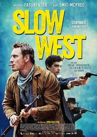 click to view extra large poster image for slow west movie