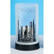 New York City Themed Party Decorations - cute sweet 16 new york themed battery operated candle my sweet