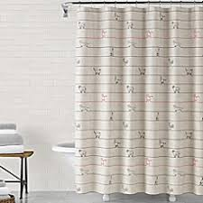 Animal Shower Curtains Animal Print Shower Curtains Bed Bath Beyond