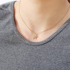 personalized necklaces for women gaina 2016 gold plated online shopping india gold chain necklace