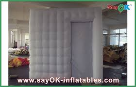 photo booth tent white party up photo booth tent led lighting with door curtain