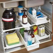 Under The Kitchen Sink Organization by Kitchen Ideas U0026 Organization Tips The Container Store