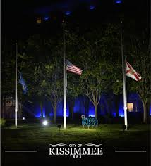 kissimmee police officers shot killed in line of duty laid to