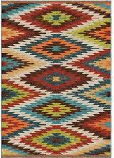 Aztec Area Rug Aztec Polypropylene Area Rugs Ebay