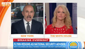 Today Show by Kellyanne Conway Just Humiliated Herself And The Trump Team Live