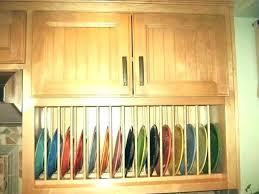 kitchen cabinet plate storage kitchen plate rack cabinet wooden kitchen plate rack cabinet plate