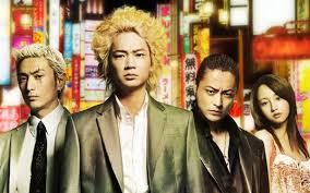 film laga jepang terbaru live action shinjuku swan menjadi peringkat teratas weekend box