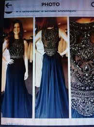 dress dark blue prom dress prom dress glitter dress grey