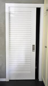 White Shutter Closet Doors Louvered Sliding Doors Interior Interior Doors Design