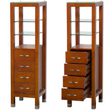 Cherry Bathroom Vanity Cabinets Daytona 60