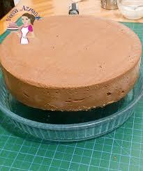 how to make a mirror glaze cake veena azmanov