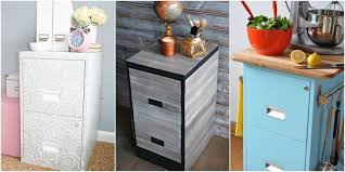 uses of filing cabinet 9 filing cabinet makeovers new uses for filing cabinets