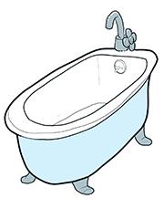 Unclog Bathtub How Do I Unclog A Bathtub