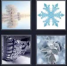 4 pics 1 word snowy field winter icon frozen tire frozen