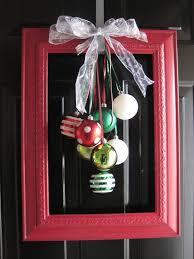 creatively lovely framed ornaments