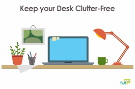 How To Keep Your Desk Organized How To Increase Your Productivity At Work By 100 Fab How