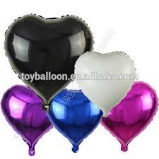 valentines balloons wholesale wholesale advertising 18 heart balloon helium foil