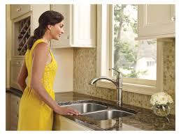 Moen Oil Rubbed Bronze Kitchen Faucet by Faucet Com 7295orb In Oil Rubbed Bronze By Moen