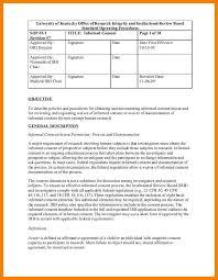 10 standard operating procedure template word joblettered