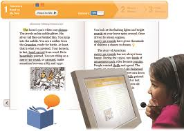 reading software tailored to students district administration