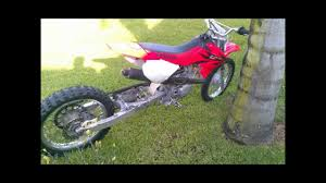 buy motocross bike crazy dirt bike project extended swingarm dirtbike youtube