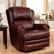 swivel recliner leather chairs toby leather swivel glider recliner