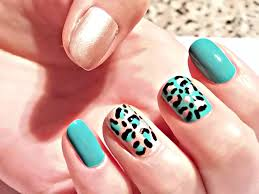 dots nail art designs leopard nail art designs step by step