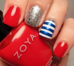 nail designs for short nails 4th of ju albui