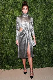 metallic silver u0026 gold fashion celebrity looks u0026 2017