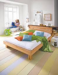 Schlafzimmer Bett Sandeiche Massivholz Bett Varese Von Modular Möbel Letz Ihr Online Shop