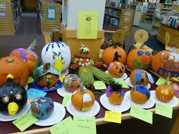 Hamilton Wenham Public Library Children s Room Pumpkin Decorating