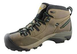 keen detroit mid mens steel toe lace up wide fit boots brand
